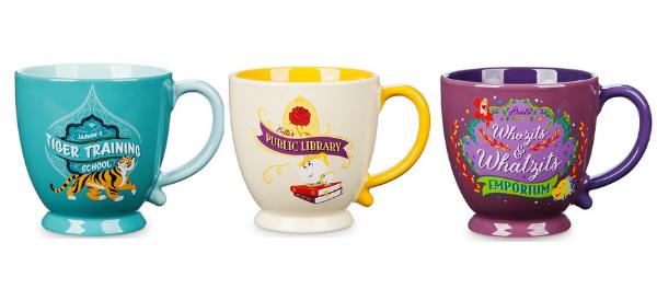 princess shop mugs